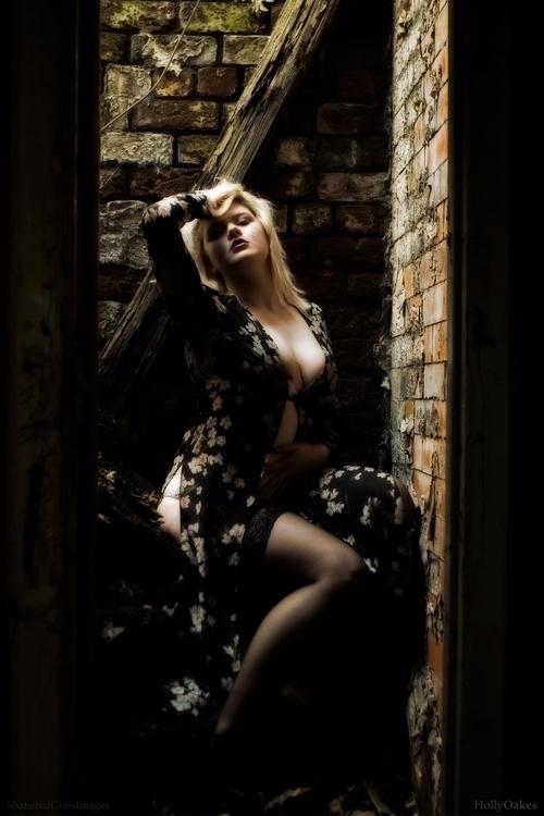 lovely Holly shot Newsham Liver - shatteredglass | ello