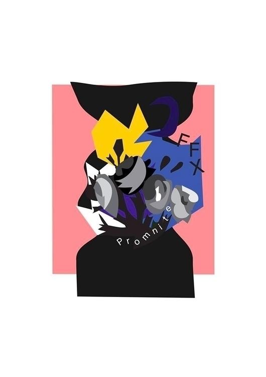 FFX illustration Ziggy rizlas m - michaelaselmani | ello