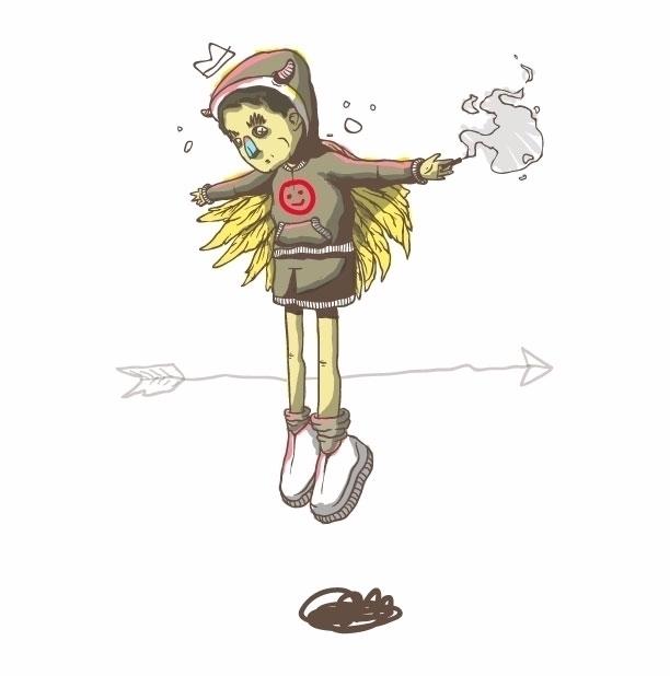 Angel - kenrigomez | ello