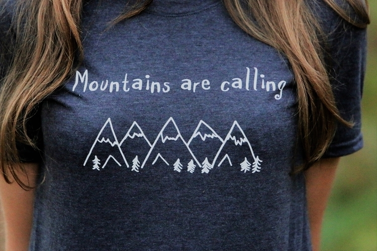 Mountains calling! ready advent - begoos | ello