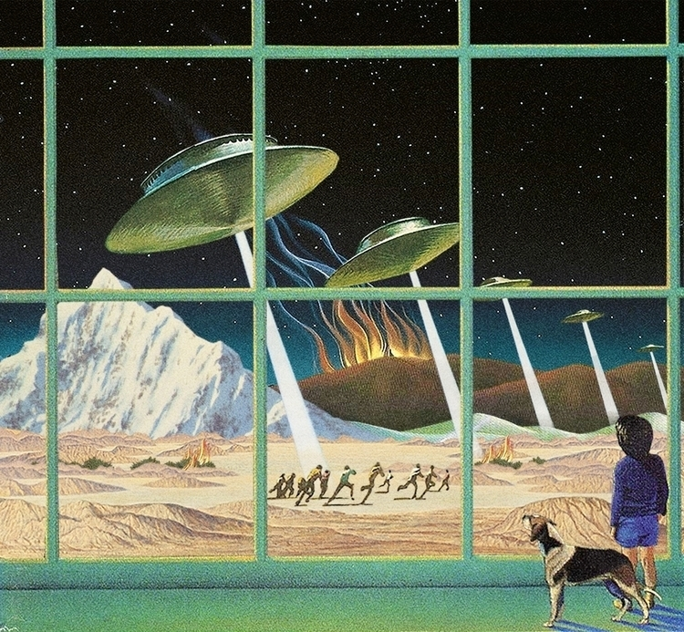 Collage, Digital, SciFi, Futuristic - kcmelillo | ello