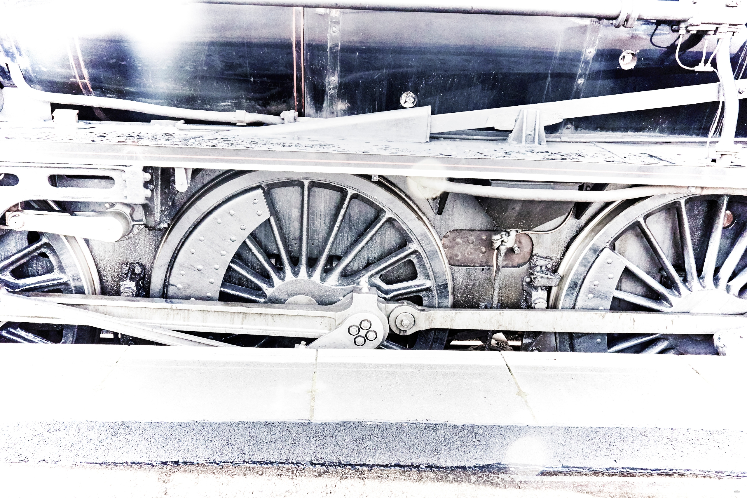 Steam Works III desaturated pho - ageekonabike   ello