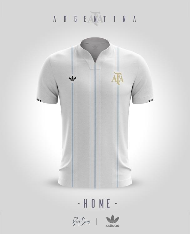 ARGENTINA - Jerseys /Concept ho - cosminbecheanu | ello