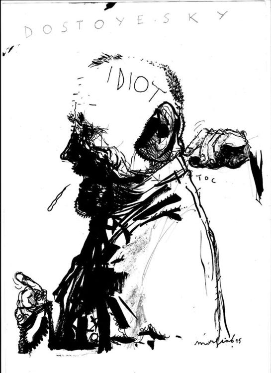 love Dostoyesky <3 - morfiab | ello