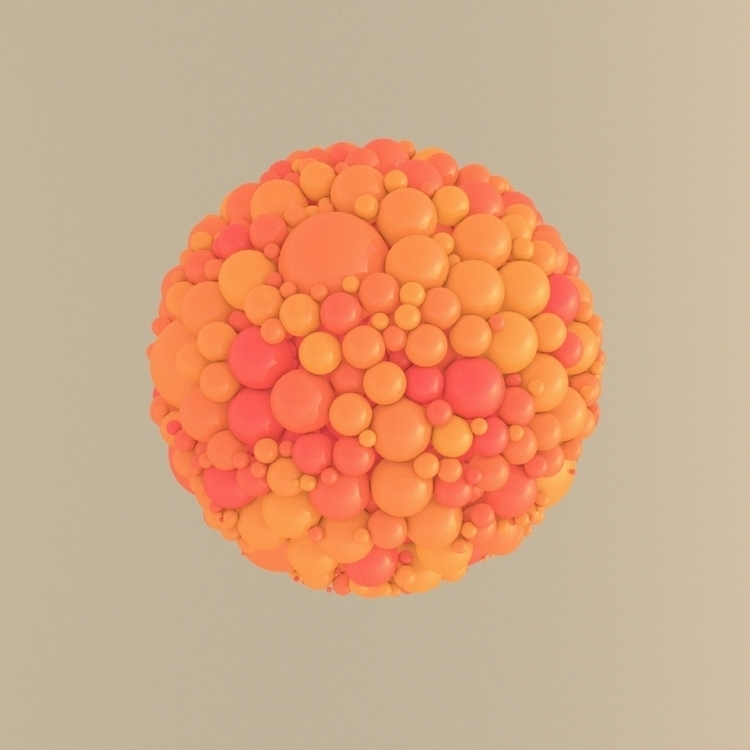 DAYBRK - 3D, Design, Art, tinyghost - itstinyghost | ello