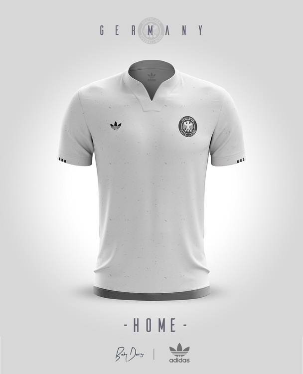 GERMANY - Jerseys /Concept home - cosminbecheanu | ello