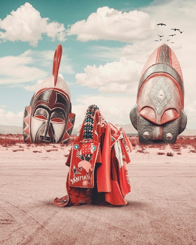 African, mask, masqurade, culture - ayobade | ello