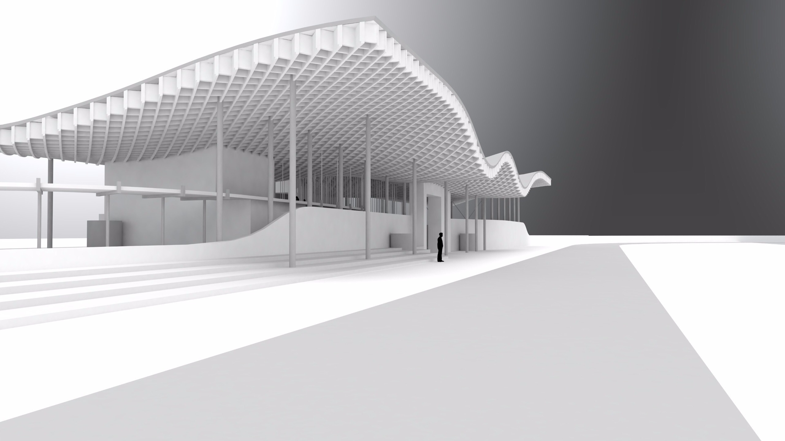 Supermobility: Sports Pavilion  - j_calvin   ello