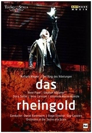 Wagner: Das Rheingold / Pape, R - losermarxdr | ello
