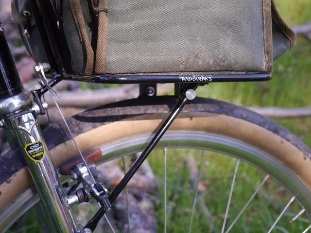 Rawland Raidoverks rack Albion - 650b   ello