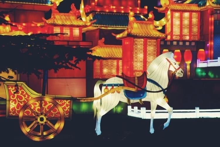 Chinese Year lanterns - photography - guermanb | ello