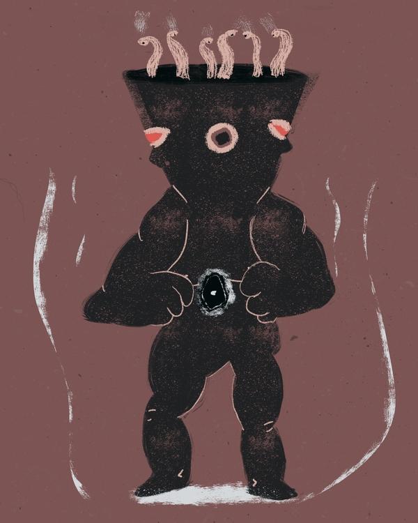 Born void, Erebus personificati - erickmramos | ello