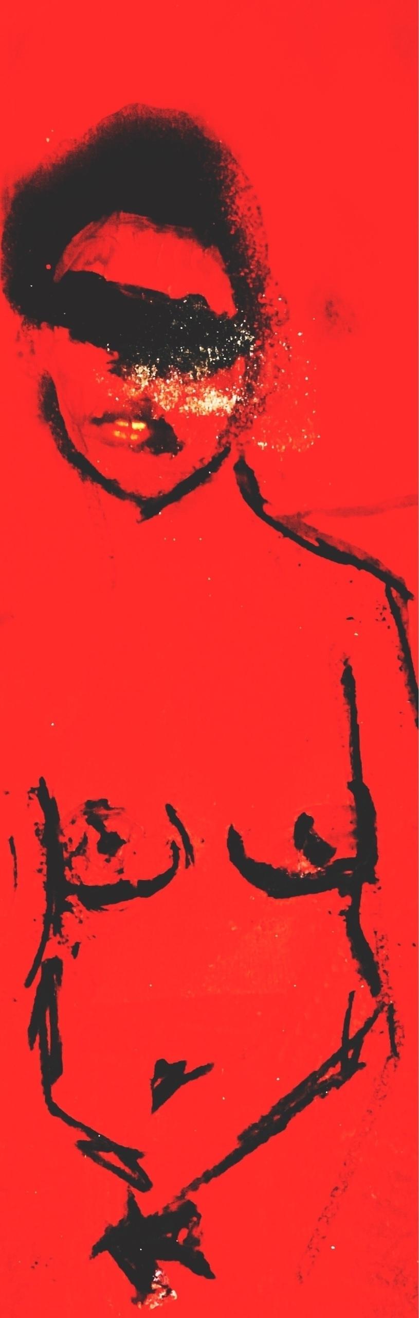 art, portrait, ArtPortrait, lofi - jkalamarz | ello