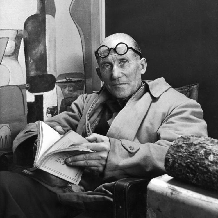 house machine living - Le - Corbusier - bauhaus-movement   ello