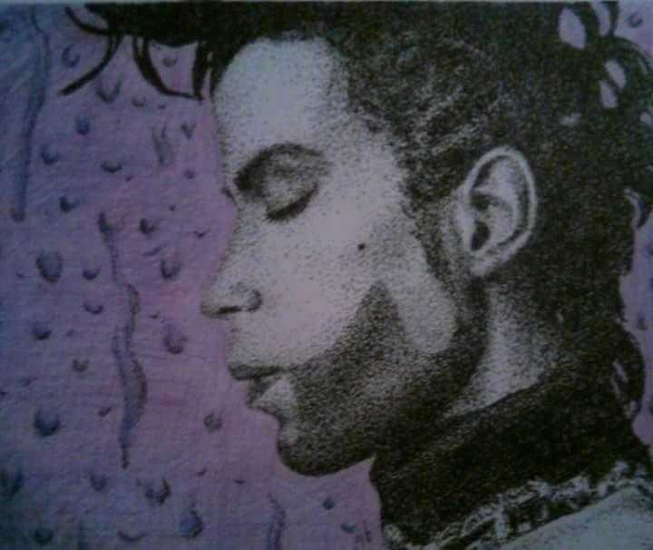 Prince. 8x10 print huge fan. me - thatdotgirl   ello