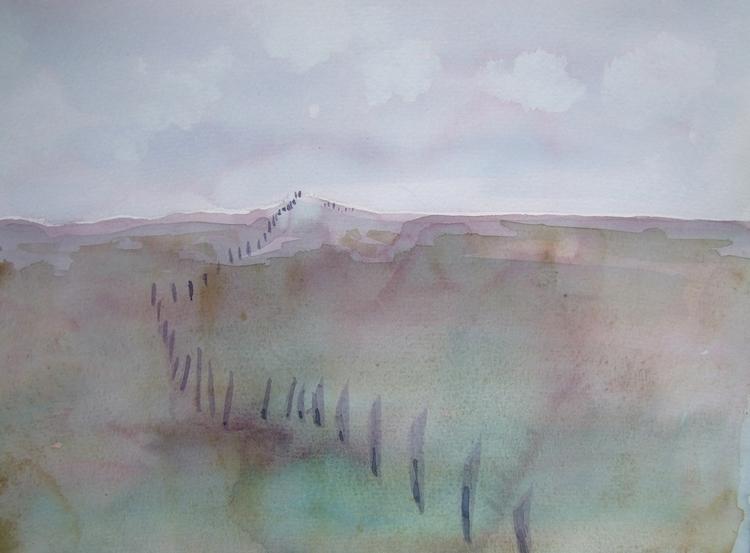 Landscape Seascape Watercolours - euric | ello