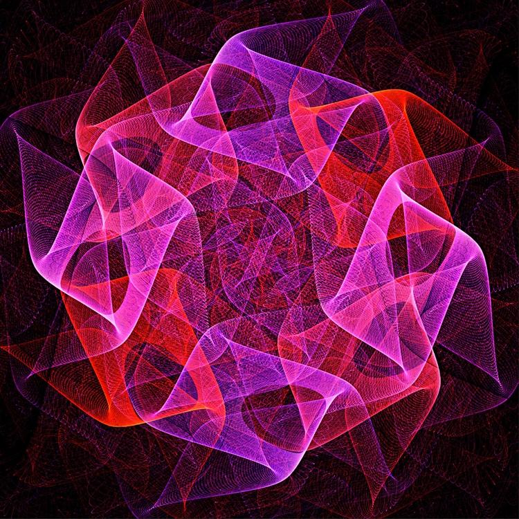 embrace - fractal, digital, abstract - alexmclaren | ello