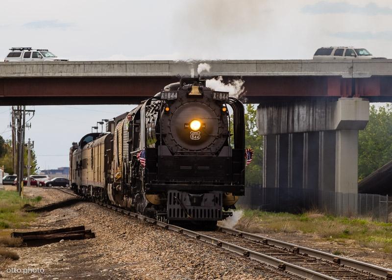 Union Pacific 844, steam locomo - ottok | ello
