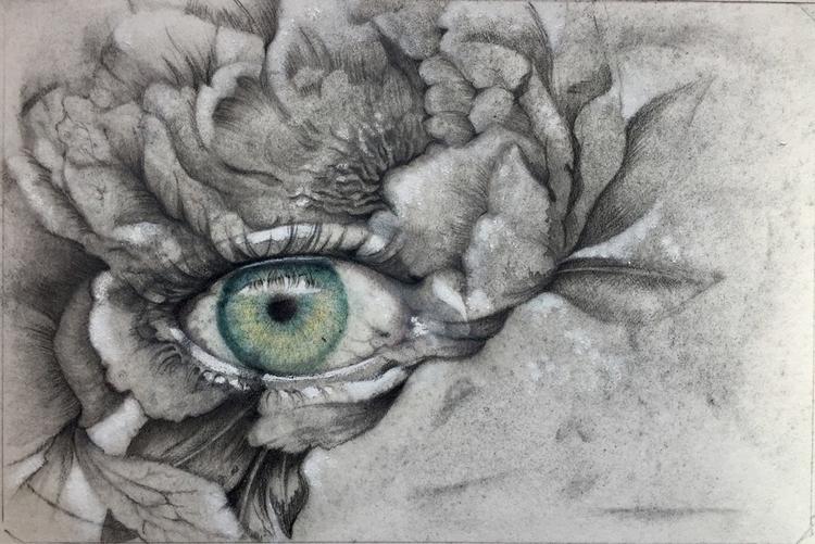 Watercolor pencils panpastel pa - laurapedrettiart | ello