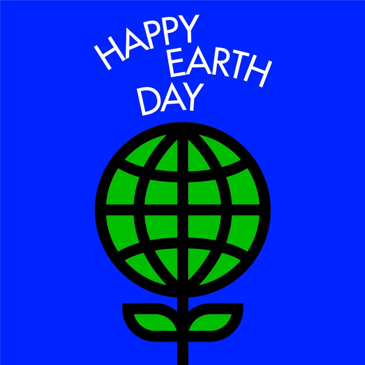 Everyday Earth Day - earthday, earth - graphicdesign | ello