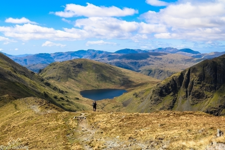 walk - earthday, stsundaycrag, lakedistrict - the-wooks | ello