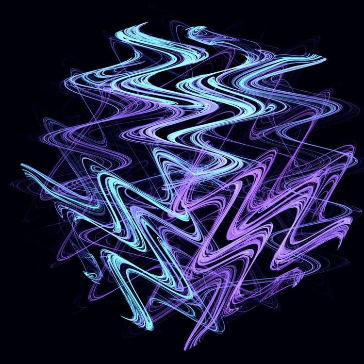 antidote - fractal, digital, abstract - alexmclaren | ello
