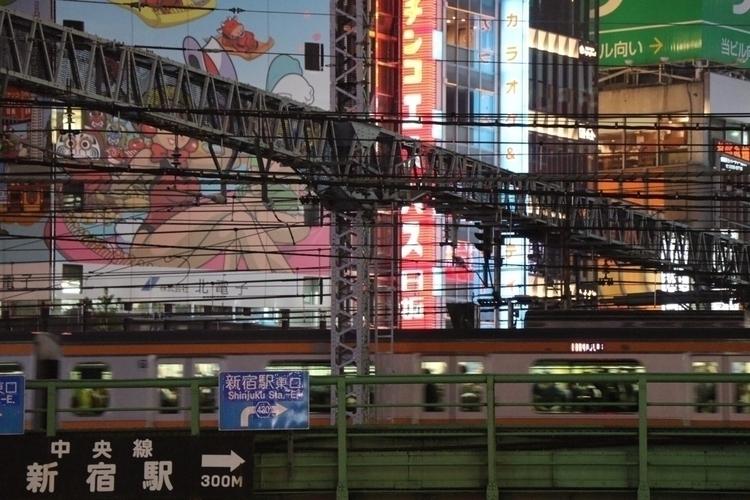 Shibuya Station. 300 meters - tokyo - waygaijin | ello