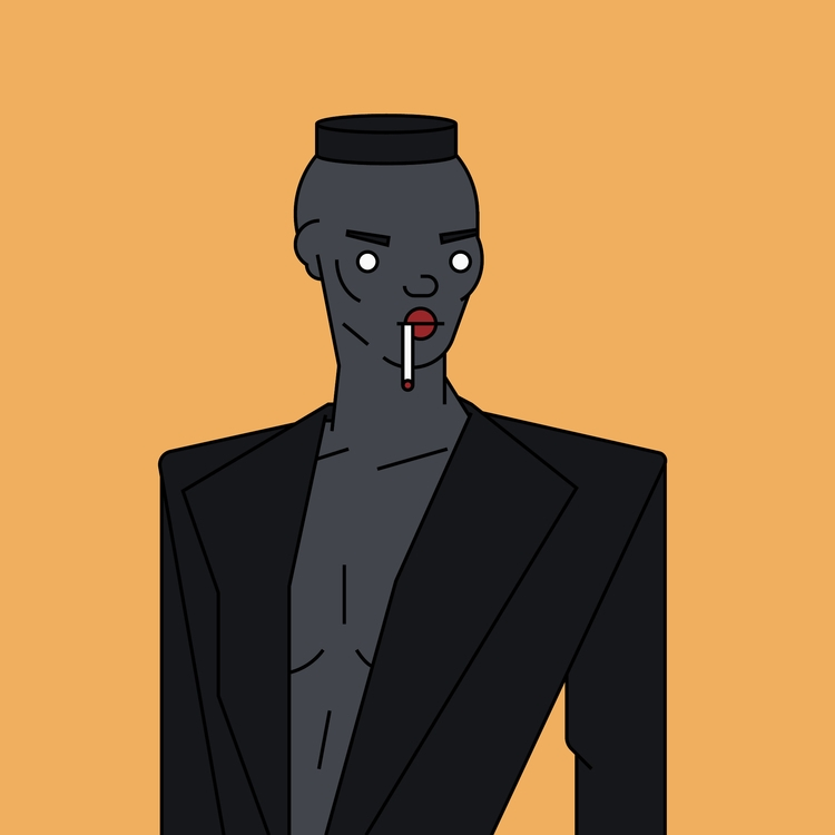 Grace Jones eyes London-based i - fabrik | ello