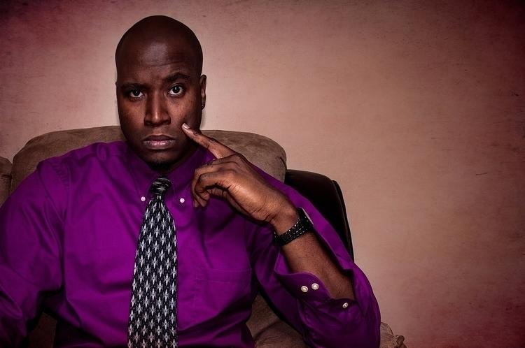 Purple Confidence create - RicardoWilliamsPhotography - ricardowilliams | ello