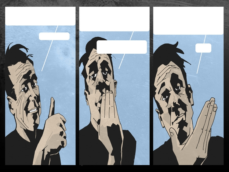 Comic outlining customer feedba - rmansperger | ello