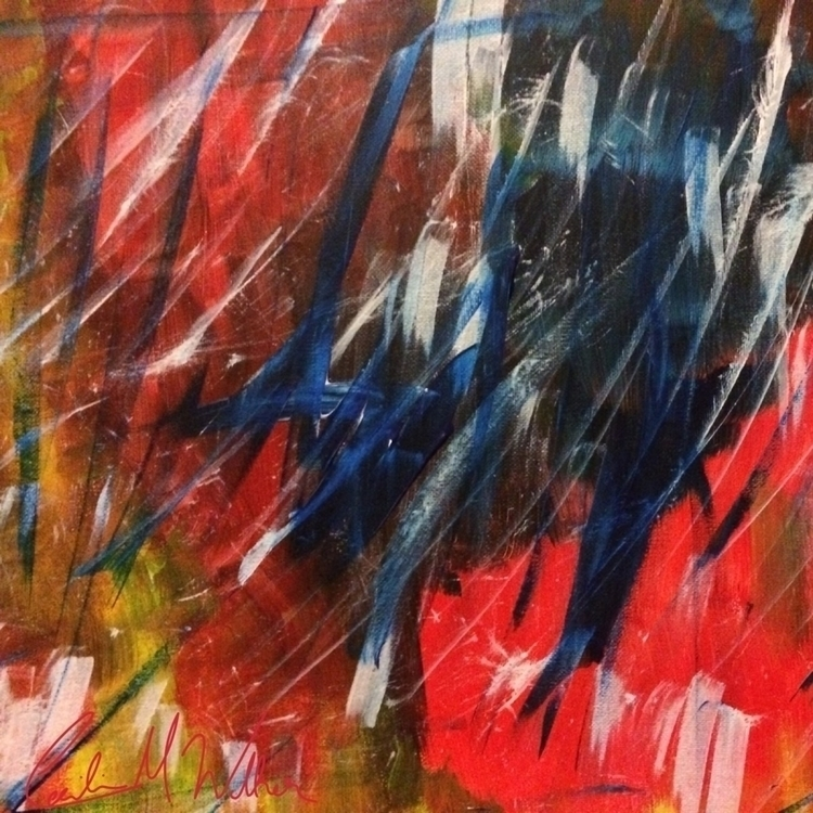 abstract, expressionism, bronxart - ceciliamwalker | ello