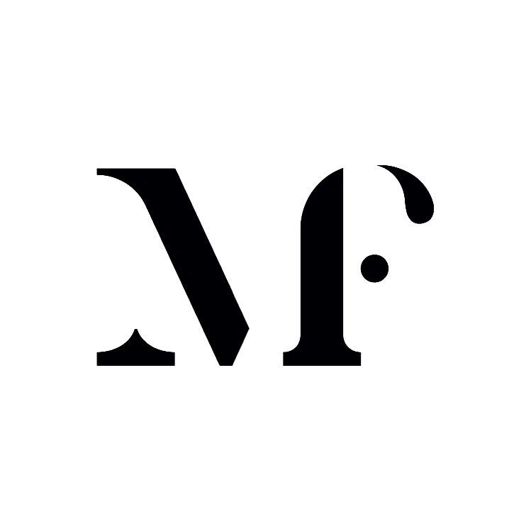 MF. monogram. Client requested  - marijn_carton   ello