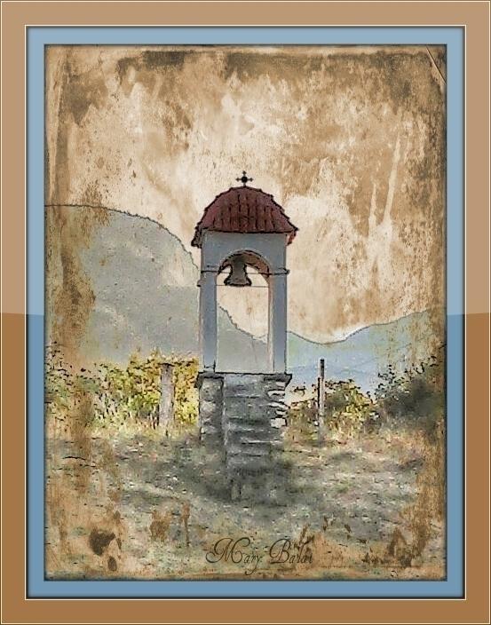 chapel foothills Mount Olympus - mairoularissa | ello