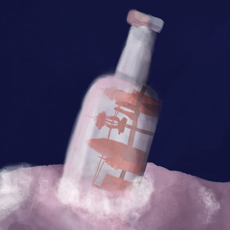 Bottled 18/100 - 100daysofinvertedcities - jenifferrivera | ello