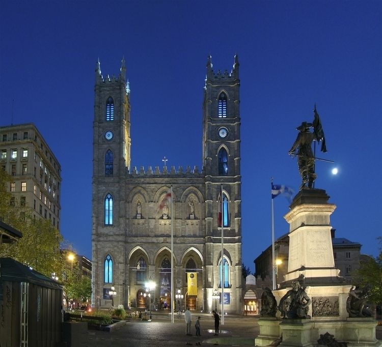 NOTRE DAME BASCILICA – Montreal - kotchmagazine | ello