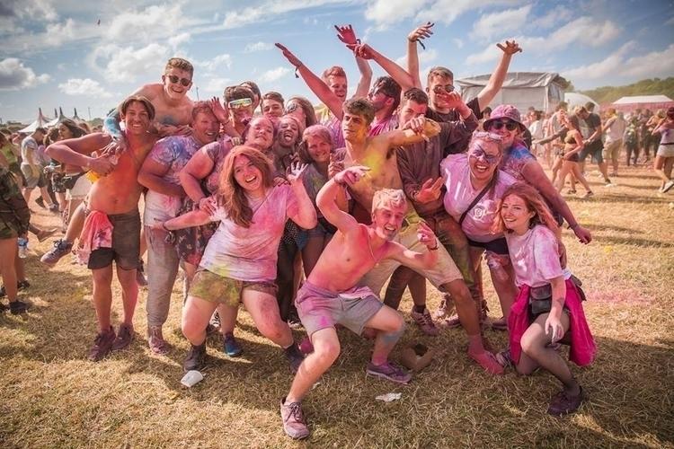 Festival Fever; Memories Fun! b - britznbeatz | ello