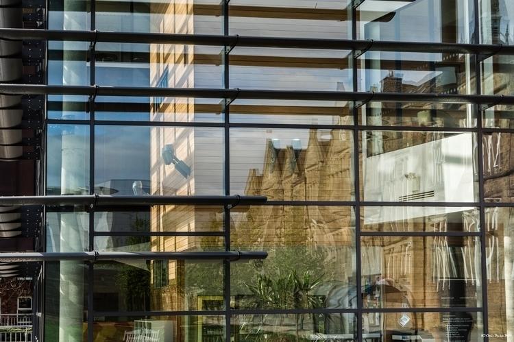 architecture, reflections, glass - tecnonaut | ello