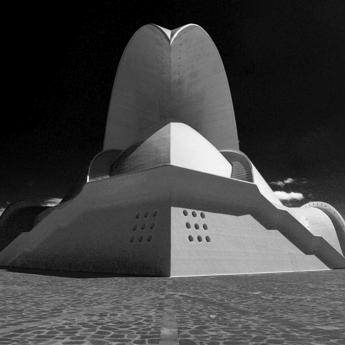Auditorio de Tenerife - architecture - schlichi | ello