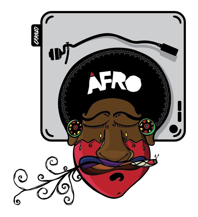 -DJ - illustration - zumothe | ello