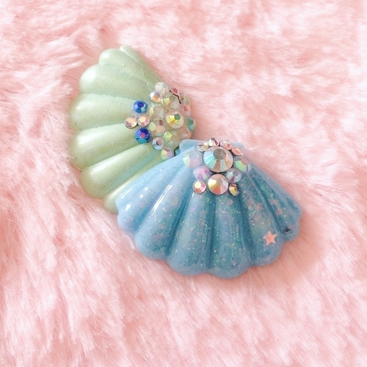 post Ello! resin mermaid shell  - curioustoot | ello