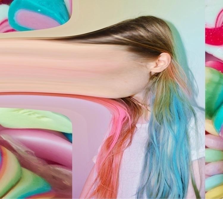 Melted - fashion, abstract, abstractar - cristinaburns | ello