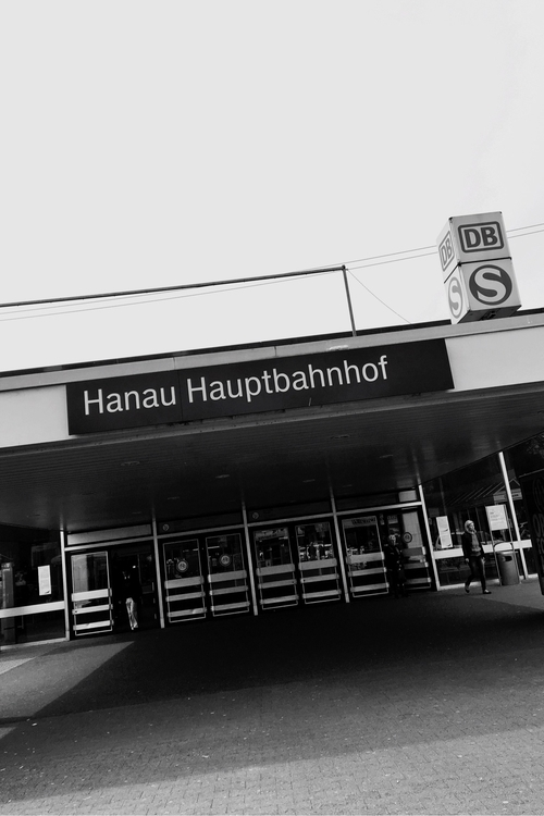 Umsteigen auf S9 Frankfurt - Hanau - rowiro   ello