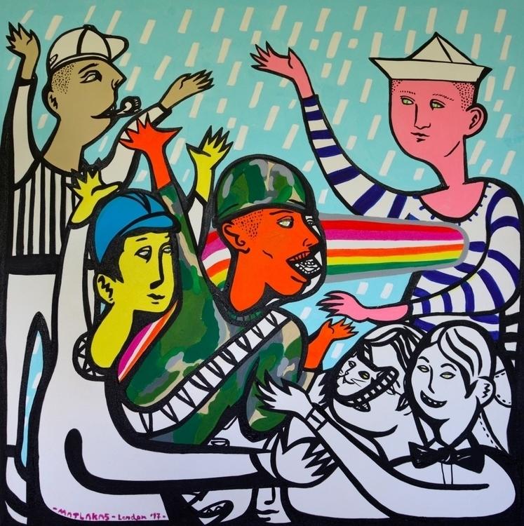 rain Dance, united quench thirs - matlakas   ello