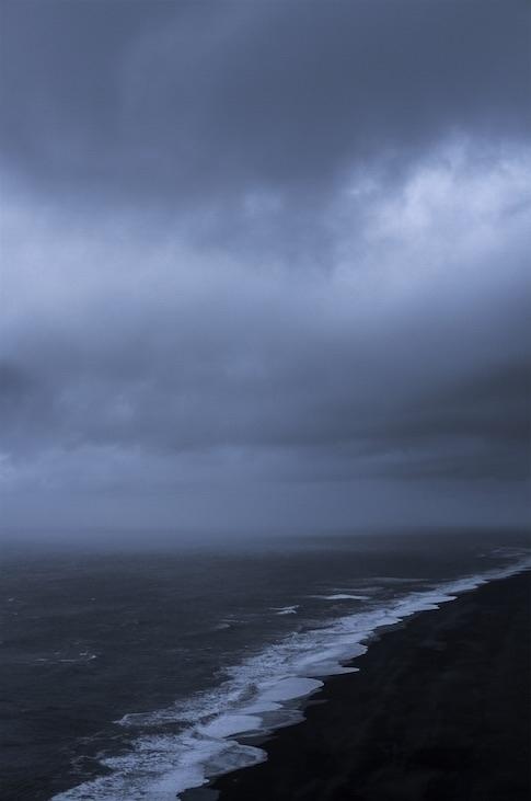 Vìk - canon7D, Iceland, black, sea - pauline_roquefeuil | ello