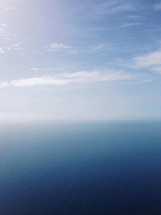 Madeira - photography, ocean, blue - pauline_roquefeuil | ello