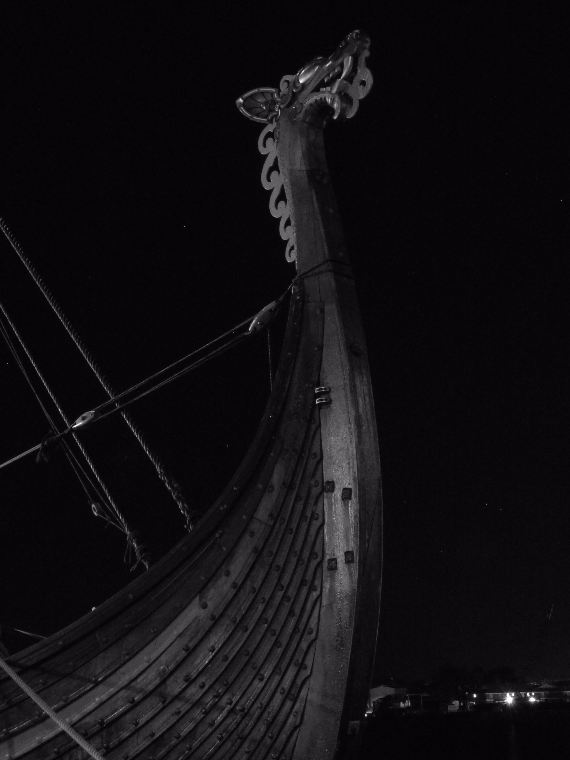 Prow Viking Longship Draken Har - thepoetsdoor | ello
