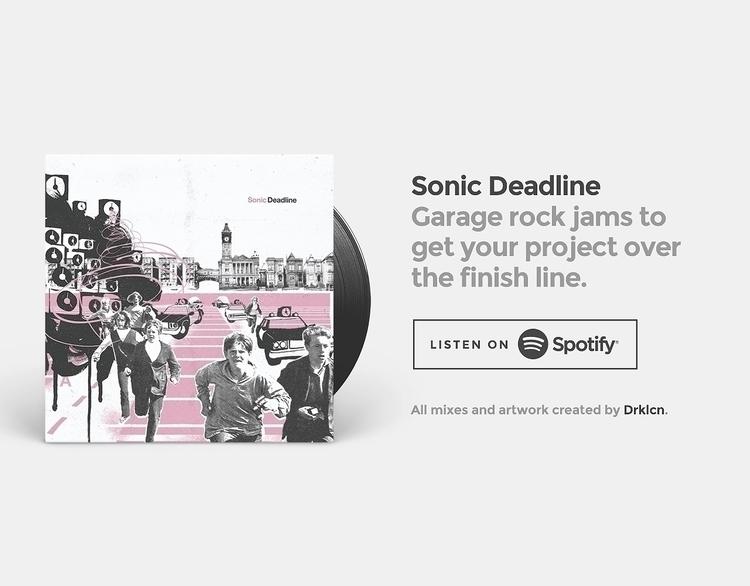 April: SONIC DEADLINE Music dea - drklcn | ello