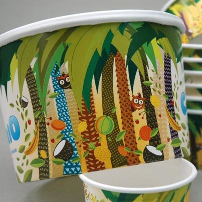 Cocofrio icecream - illustration - martin_carrese | ello