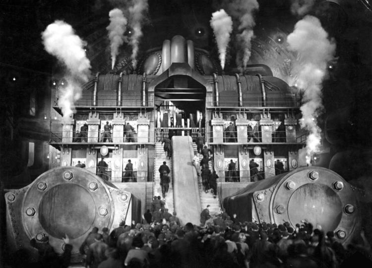 Metropolis, 1927 - arthurboehm | ello