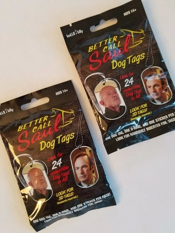 Call Saul dog tags - 8bitcentral | ello